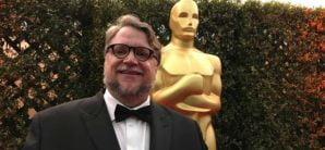 Guillermo del Toro, cineasta mexicano.