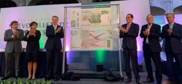 La nueva familia de billetes se caracteriza por contar con medidas de seguridad reforzadas que los hacen más difíciles de falsificar.