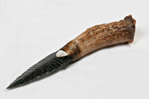 Los primeros utensilios para cortar se remontan a más de dos millones de años. Foto: Getty Images