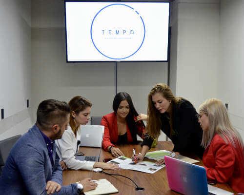 """TEMPO creó """"Radiografía Actual de Mercado"""" (RAM), un micro estudio de oferta inmobiliaria que la empresa entrega en dos semanas."""