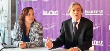 Luis Battilana y Analía Baño. Foto: Georgina Baltazar