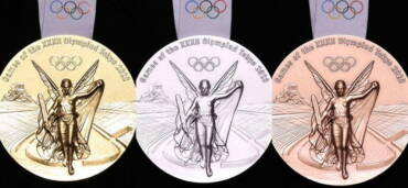 Medallas de los Juegos Olímpicos de Tokio 2020. Foto: Europa Press