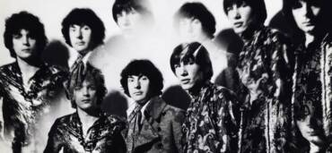 Retrato de Pink Floyd, tomada por Vic Singh en 1967. Foto: Twitter @pinkfloyd