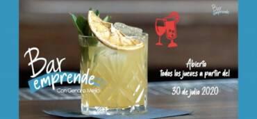 Bar Emprende. Foto: Cortesía