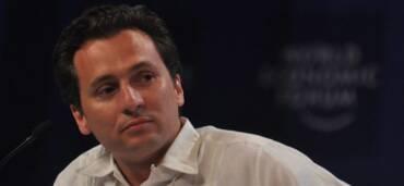 Emilio Lozoya Austin, exdirector de Pemex es vinculado a proceso por el caso Odebrecht. Foto: Cortesía WEF
