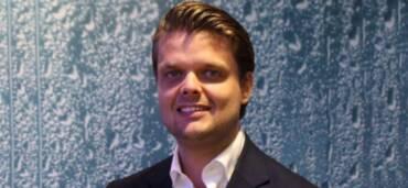 Jesse Damstra, director general de Royal Philips en México. Foto: Cortesía