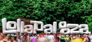 Lollapalooza 2020 será en línea. Foto: Cortesía Facebook