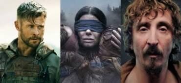 Las películas más vistas de Netflix. Foto: Europa Press