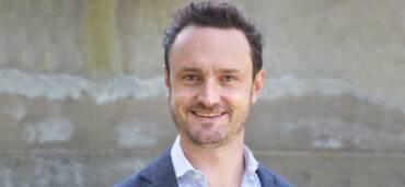 Philippe Brun, CEO de Kiwilimón platica en Big Shot. Foto: Cortesía
