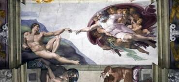 Capilla sixtina. Foto: Vaticano