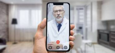 Video consulta Dr. Anytime. Foto: Cortesía