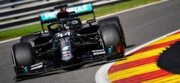 Fórmula Una, Gran Pemio Monza. Foto: Cortesía: F1
