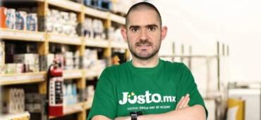 Alejandro Sisniega, Jüsto. Foto: Cortesía Jüsto