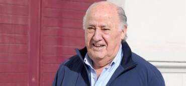 Amancio Ortega, fundador de Inditex y Zara. Foto: Europa Press