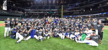 Dodgers ganaron las grandes ligas. Crédito: Twitter