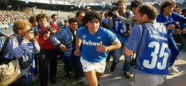 Diego Armando Maradona falleció a los 60 años de edad. Crédito Europa Press