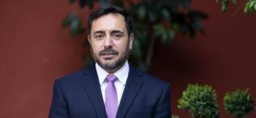 Arturo Reyes Sandoval, nuevo director del Instituto Politécnico Nacional (IPN). Crédito: Cortesía Gobierno de México