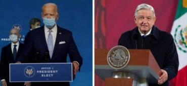 Joe Biden y Andrés Manuel López Obrador. Crédito Europa Press y cortesía Presidencia de México