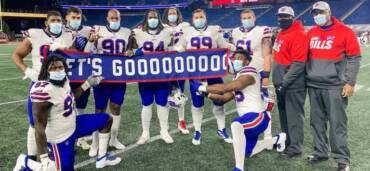 Buffalo Bills tienen una gran oportunidad de brillar. Crédito Twitter