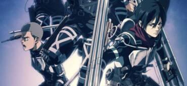 Shingeki no Kyojin, Attack on Titan. Crédito: Especial