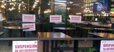 Cierre de restaurantes en CDMX. Crédito: Especial