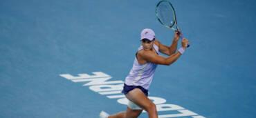Ashleigh Bartyl, tenista australiana. Crédito: Twitter @ashbarty