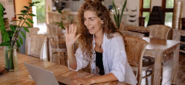 Comunicación y liderazgo durante home office. Crédito Pexels