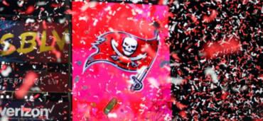 Tampa Bay Buccaneers. Crédito NFL/ Ben Liebenberg