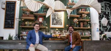 Bar Emprende entrevista a Germán Santillán, fundador de Oaxacanita. Foto: Tattú Media House