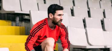 Lionel Messi. Crédito Cortesía Twitter